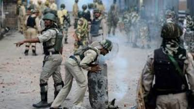 Indian conflicts continue in occupied Kashmir