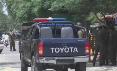 پولیس نے جسٹس اعجاز الاحسن کے گھر پر فائرنگ کی ابتدائی رپورٹ چیف جسٹس آف پاکستان کو ارسال کردی