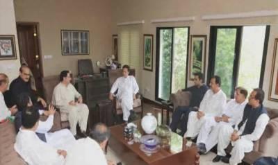 مسلم لیگ ن کی ایک اور وکٹ گر گئی،ممبر صوبائی اسمبلی چودھری فیصل فارق چیمہ تحریک انصاف میں شامل