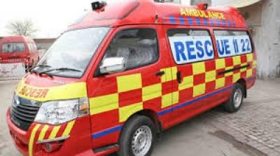 لاہورکےعلاقہ تھانہ فیکٹری ایریا ملت روڈ گلی نمبردو میں آگ لگنے سے تین سالہ معصوم بچہ اور والدہ جاں بحق ہو گئے