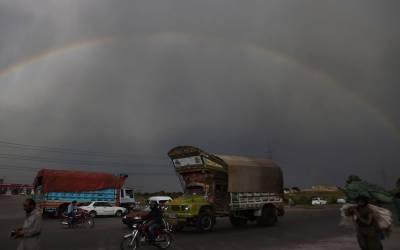 اسلام آباد، راولپنڈی، فاٹا، گلگت بلتستان اور کشمیر میں تیزہواﺅں اور گرج چمک کے ساتھ بارش کا امکان ہے۔