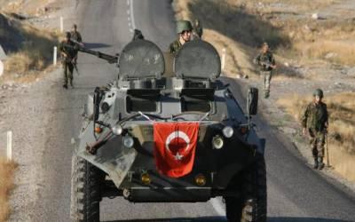 ترکی: فوجی آپریشن جاری،14 دہشتگرد ہلاک