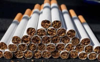 فروری 2018ءکے دوران تمباکو کی برآمدات میں 25.5 فیصد کمی