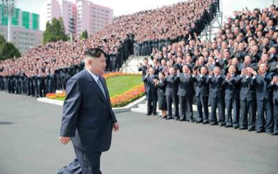 جی سیون وزراء خزانہ کا شمالی کوریا کی غیر قانونی سرگرمیوں پر تشویش کا اظہار