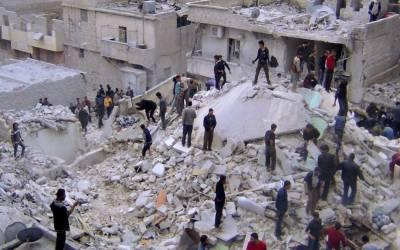 شام کی فوج نے کیمیائی حملہ نہیں کیا۔ جرمن میڈیا