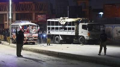 کوہلو میں ایف سی ٹرک الٹنے سے 5 ایف سی اہلکار شہید جبکہ51 زخمی ہوگئے