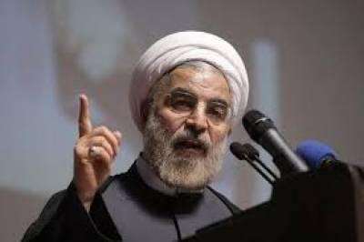 امریکا ایران کے ساتھ ایٹمی معاہدے کی ہر صورت پاسداری کرے:حسن روحانی