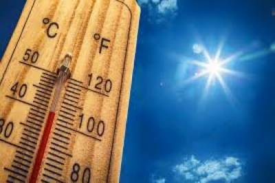 سورج آگ برسانےلگا،بیشتر علاقوں میں پارہ 40 سے تجاوزکر گیا