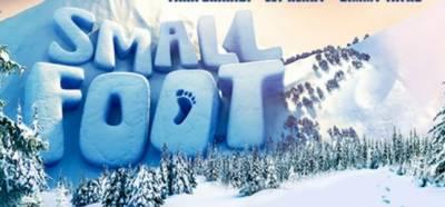 ایڈونچراورکامیڈی سے بھرپور اینیمیٹد فلم سمال فوٹ small foot کا نیا ٹریلرجاری کردیا گیا
