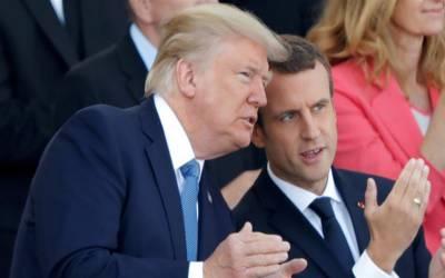 امریکا اور فرانس کی ایران کے جوہری پروگرام پر نئے معاہدے کی تجویز