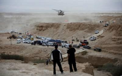 اسرائیل میں سیلاب سے 10 افراد ہلاک
