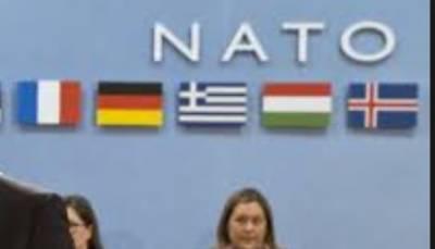 برسلز میں نیٹو وزراء خارجہ کا اجلاس