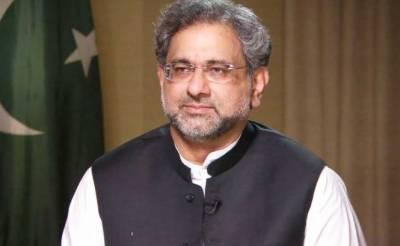 پاکستان مسلم لیگ ن نے عوام کو کام کر کے دکھایا ،، فیصلہ جولائی میں آجائے گا :شاہد خاقان عباسی