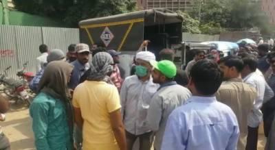 لاہورسمیت پنجاب بھر میں ڈرگ ایکٹ دو ہزار سترہ کے خلاف فارما سیکٹر کی ہڑتال چوتھے روز بھی جاری ہے