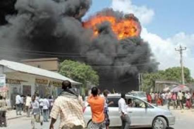 افریقی ملک نائیجیریا میں مسجد میں دوخودکش دھماکوں میں ساٹھ افراد جاں بحق جبکہ درجنوں زخمی ہوگئے