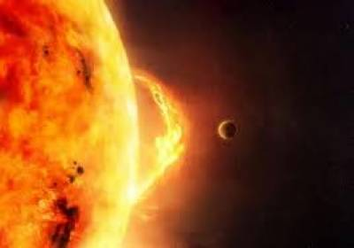 واشنگٹن:شمسی طوفان6مئی کوزمین سےٹکرائےگا،امریکی خلائی ادارےناساکی وارننگ