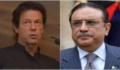 Willing to unconditional hand shake with Imran Khan :- Asif Ali Zardari