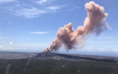 ہوائی میں آتش فشانی، ہنگامی انتظامات مکمل