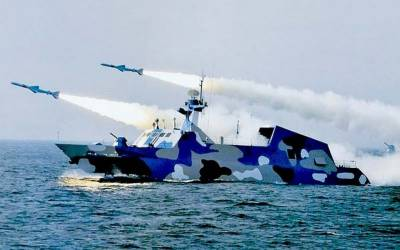 چینی بحری جہاز شکن کروز میزائل نظام کی تنصیب پرامریکی تشویش