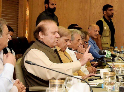 PML-N not to allow even a minute's delay in polls: Nawaz Sharif
