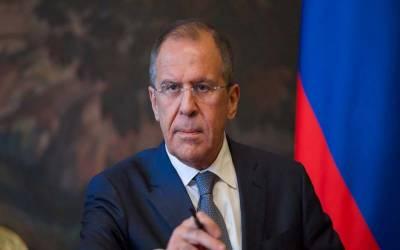امریکہ شام میں دہشت گردوں کو تربیت دے رہا ہے۔ روسی وزیر خارجہ
