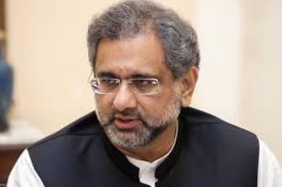 سیاست کا معیار ہوتا ہے، اگرگالی گلوچ،جھوٹ اور کرپشن کی سیاست چاہیے تودوسری جماعتیں موجود ہیں: شاہد خاقان عباسی