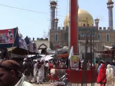 صوفی بزرگ حضرت لعل شہباز قلندر رحمتہ اللہ علیہ کا سات سو چھیاسٹھ ویں عرس کی تقریبات کا آغاز آج سے ہو گا