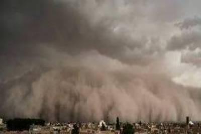 نئے طوفان سے اتر پردیش اور راجستھان کے درمیانی سرحدی علاقے متاثر ہوں گے