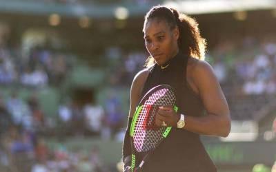 سرینا ولیمز کی اٹالین اوپن ٹینس ٹورنامنٹ سے دستبرداری کے بعد فرنچ اوپن میں شرکت بھی مشکوک