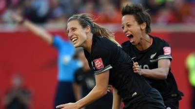 نیوزی لینڈ کا خواتین فٹ بالرز کو مرد کھلاڑیوں کے برابر معاوضے دینے کا اعلان