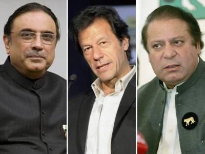 Nawaz Sharif Statement about Imran Khan And Asif Zardari .