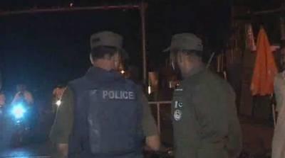 سیکیورٹی اداروں نے ملتان کو بڑی تباہی سے بچا لیا, دو دہشت گرد گرفتار