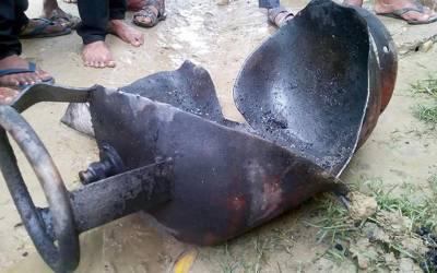 بھارتی ریاست ہماچل پردیش میں گیس سلنڈر کا دھماکہ ، 22 افراد زخمی