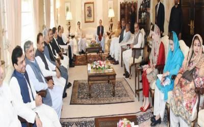مسلم لیگ ن کا چئیرمین نیب کے خلاف قانونی چارہ جوئی کا فیصلہ کرلیا۔