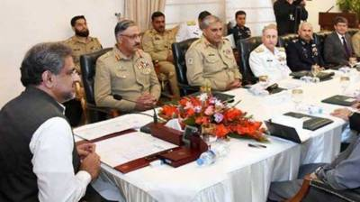 قومی سلامتی کمیٹی نے ممبئی حملوں سے متعلق نواز شریف کے بیان مسترد،متفقہ طور پر غلط اور گمراہ کن قرار دیا