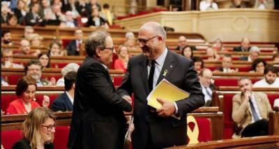 کاتالونیا کی پارلیمنٹ نے کیم تورا کو نیا وزیراعلیٰ منتخب کرلیا