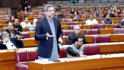 غلط رپورٹنگ سے شروع ہونے والا نواز شریف کے بیان کا معاملہ اب ختم ہونا چاہیے:وزیراعظم شاہد خاقان عباسی