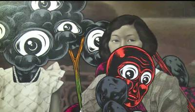 Fine arts exhibition held to commemorate 20 years of Indonesian reform