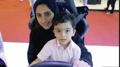 سعودی عرب میں پہلی مرتبہ خواتین کیلئے کاروں کی نمائش کا انعقاد کیا گیا،