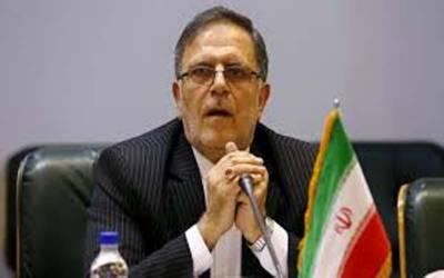 امریکا نے ایران کے مرکزی بینک کے سربراہ پر پابندیاں عائد کر دیں۔