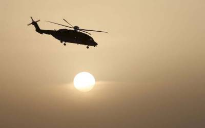 سعودی عرب: تحفظ ماحولیات کے ہیلی کاپٹر کوحادثہ، 4 افراد جاں بحق