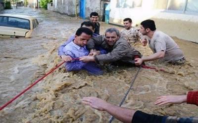 افغانستان: سیلاب سے 34 افراد جاں بحق
