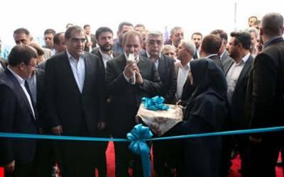 ایران میں بنیادی خلیوں کے کارخانے کا افتتاح
