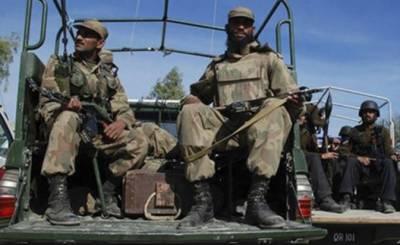 سیکیورٹی فورسز کی بلوچستان کے علاقے کلی الماس میں کارروائی، سلمان بدینی سمیت3 دہشتگرد ہلاک