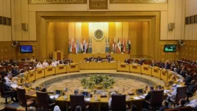 فلسطین کی اپیل پرعرب لیگ کے وزرائے خارجہ کا اجلاس آج ہوگا۔