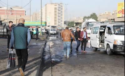 شہر کے شمال میں خود کش دھماکے میں آٹھ افراد ہلاک