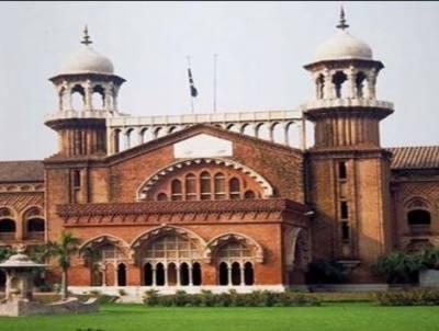 لاہور ہائیکورٹ نے پنجاب کے9 اضلاع کی نئی حلقہ بندیوں کے خلاف درخواستوں پر الیکشن کمیشن کو نوٹس جاری کرتے ہوئے جواب طلب کر لیا
