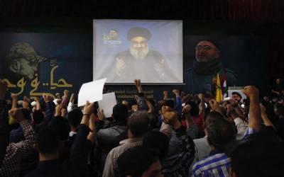 امریکا نے حزب اللہ کی قیادت پر پابندیاں لگا دیں۔