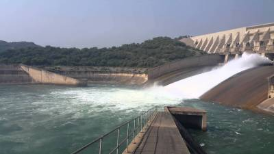تربیلا، منگلا اور چشمہ میں پانی کی آمد و اخراج اور بیراجوں میں پانی کے بہاﺅ کے اعداد و شمار جاری