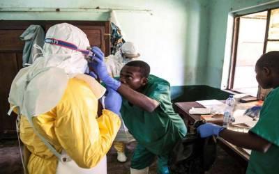 کانگو میں ایبولا وائرس شہروں تک پہنچ رہا ہے۔